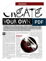 Create Your Own CDs