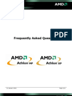 Faq - Amd Athlon Mp - Amd Athlon Xp