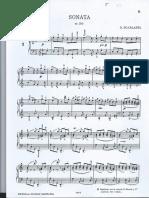 Sonata de Scarlatti en Do