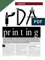 PDA Printing