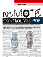 Remote Control Your PC
