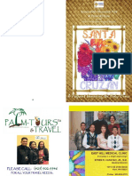 Pista ng Birhen ng Antipolo Souvenir Program