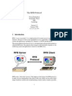RFB Protocol