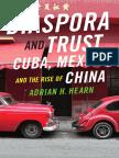 Diaspora and Trust by Adrian H. Hearn