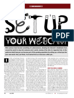 Setup Your Web Cam
