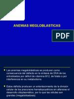 HEMATO - 2da Clase-Anemia Megaloblastica