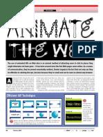 Web Animation