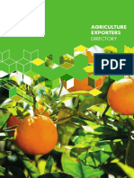 Agriculture Exporters Directory 2014