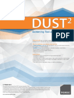Drug Use Screening Tool - DUST 2