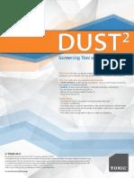 Drug Use Screening Tool - DUST 2