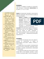 Inteligência Competitiva Em Organizações 11.01.16