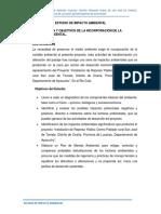 Estudio Impacto Ambiental Illallocc Final