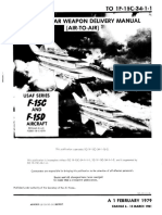 TO-1F-15C-34-1-1 Nonnuclear Weapon Delivery Manual Air to Air USAF Series F 15C and F 15D Aircraft Change 6 15 Mar 1981