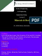 2 EG- CE  Minerals-Rocks PRT.ppsx