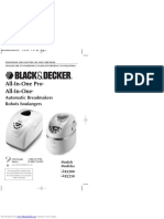Black & Decker B2200 Manual