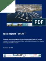 FEMA Kitsap Risk Report