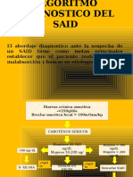 Algoritmo Diagnostico Del SAID