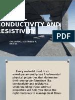 Thermal Resistivity