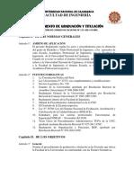 Reglamento Graduación y Titulación Final