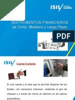 5. Aplicaciones en Instrumentos Financieros