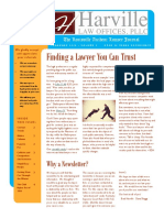 Louisville Car Accident Lawyer Newsletter February-2016