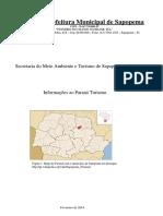Sapopema - Histórico e Turismo