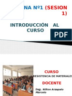 INTRODUCCION A LAS RESISTENCIA DE MATERIALES 1