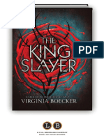 The King Slayer (Preview)