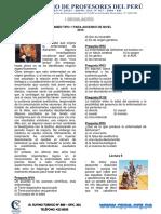 EXAMEN TIPO 1 PARA ASCENSO DE NIVEL 2016