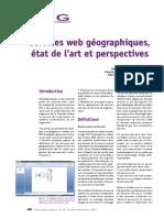 Web Géographique