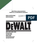 Manual de Esmediladora (Pulidora)