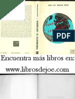 Cartografía  Fundamentos de Cartografía (Jose Luis Arocha Reyes)