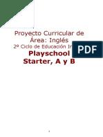 PCA Playschool Starter