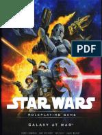Galaxy at War - Star Wars Saga