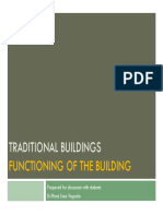 Traditional Buildings Functioning of the Building [Compatibility Mode] (2)