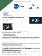 Actividades de Una Auditoria Interna de ISO 9001 _ Sistemas y Calidad Total