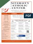 UCC Bulletin 2-07-2016
