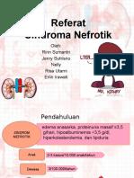 Referat Sindrom Nefrotik Fix