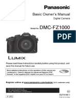 Lumix FZ 1000