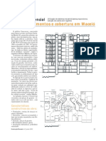 ORÇAMENTO REAL - Edifício Residencial de Cinco Pavimentos e Cobertura Em Maceió