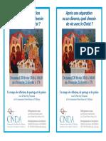 Recollection CNDA Affichette A5