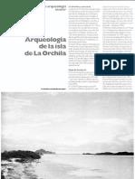 Arqueología de la Isla de La Orchila