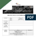 Exhibition Application