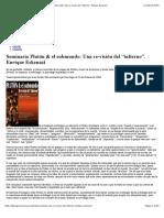 Enrique Eskenazi Pluton y El Submundo