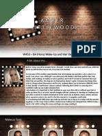 Amber Littlewood Portfolio