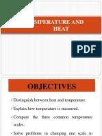 4. Temperature and Heat