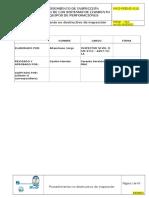 Procedimiento de Inspeccion de Torres 2016