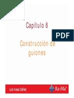 Bases_asir_cap8 Construcción de Guiones Luis Hueso Ibáñez