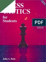 180472766 Bain Chess Tactics for Students PDF