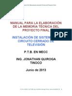 Manual Para La Elaboracic3b3n